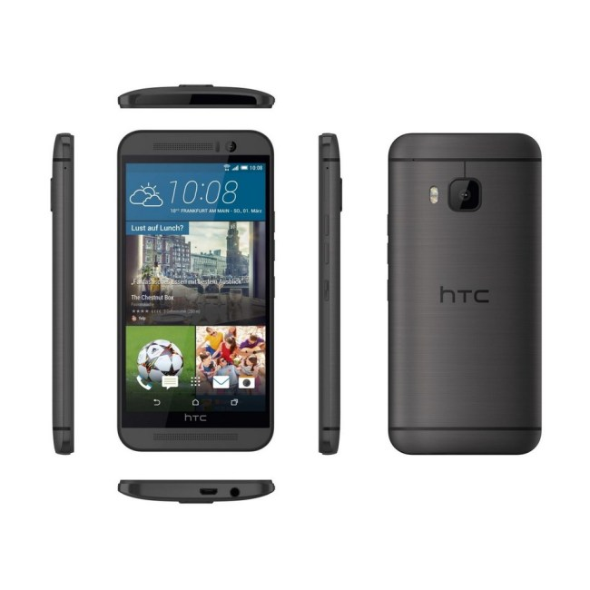 HTC One M9 Schwarz