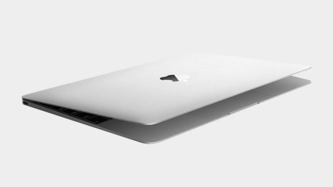 MacBook 2015 Silber