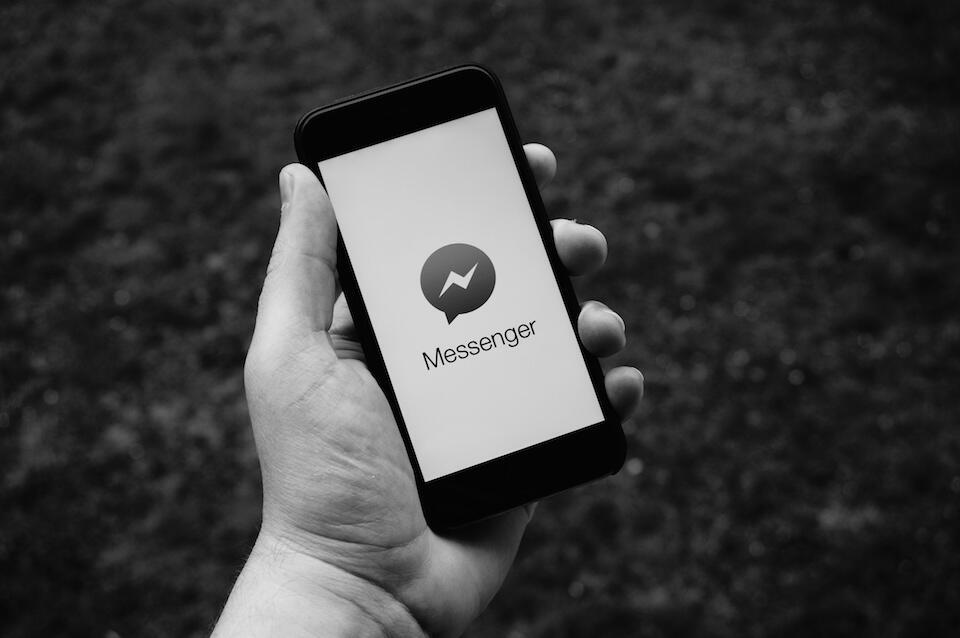 Messenger Facebook Header