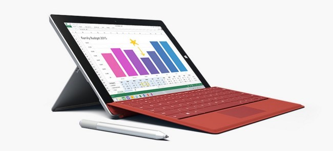 Msft Surface 3