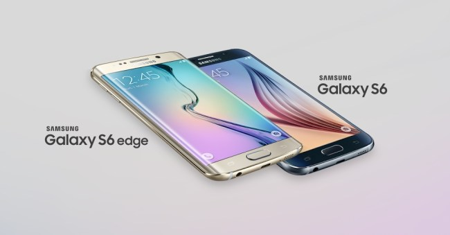 Samsung Galaxy S6 Edge Header