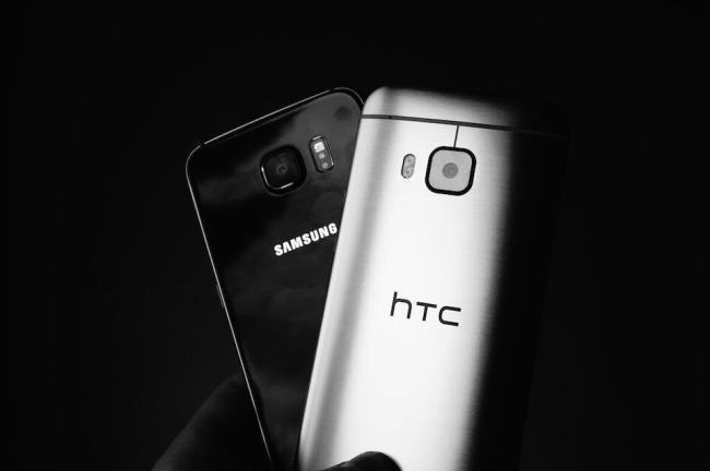 Samsung Galaxy S6 HTC One M9 Vergleich 8