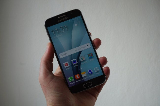 Samsung Galaxy S6 Unboxing7
