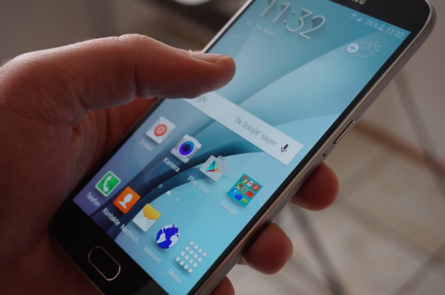 Samsung Galaxy S6 Unboxing8