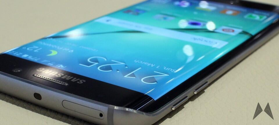 Displaymate Samsung Galaxy S6 Edge Hat Das Beste Smartphonedisplay