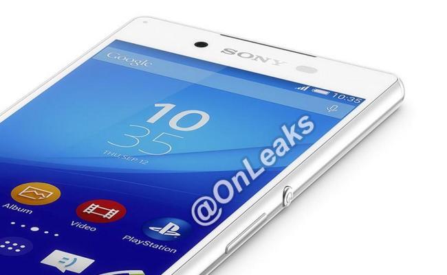 Sony Xperia Z4 Leak Bild