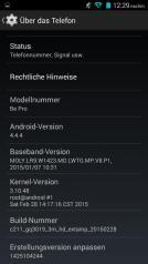 UleFone Be Pro Screen_14