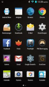 UleFone Be Pro Screen_7