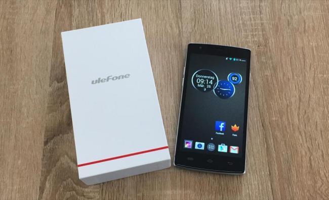 UleFone Be Pro Test_2