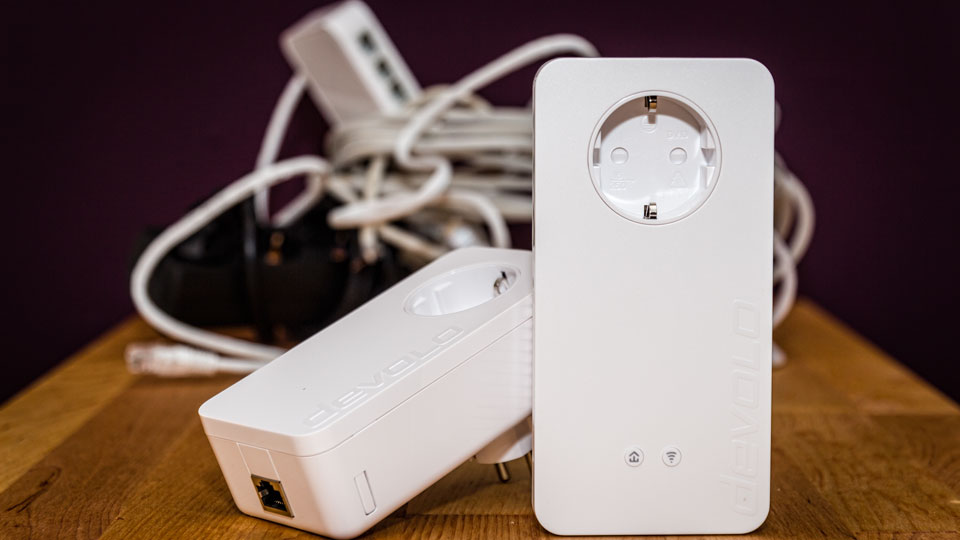 dLAN 1200+ WiFi ac