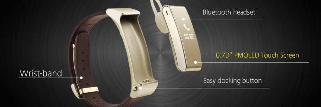 huawei talkband b2 headset
