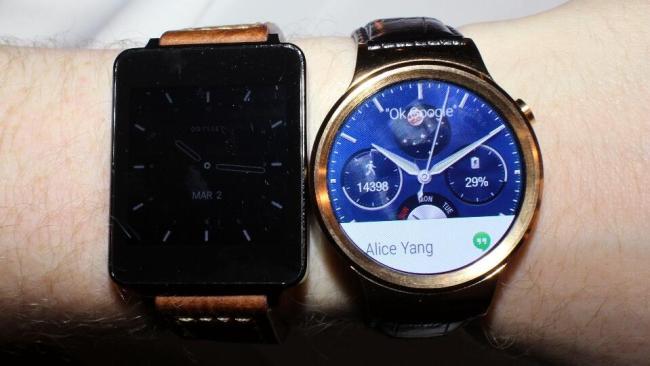 huawei watch lg g watch 3