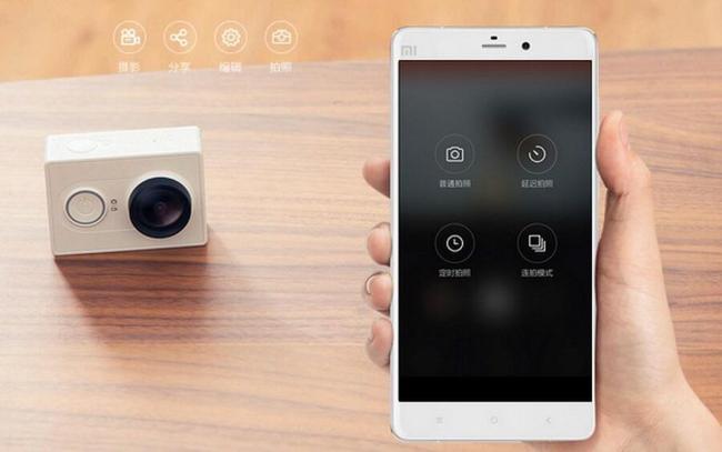 yi kamera app