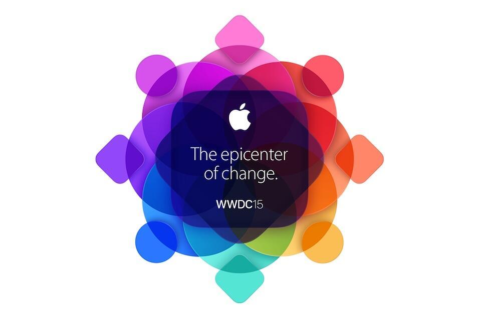 Apple WWDC 2015 Header