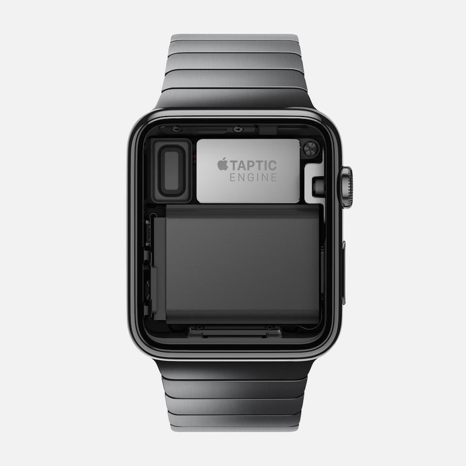 Apple Watch Taptic Engine