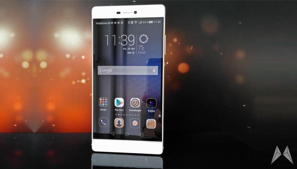 Huawei P8: Branding entfernen und Vodafone-Beschränkungen aufheben