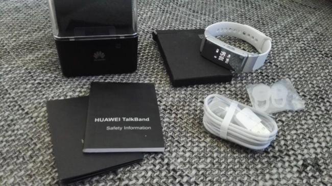 Huawei Talkband B2 Lieferumfang 2015-04-21 10.56.47