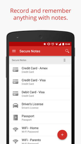 LastPass Android Material-Design 02