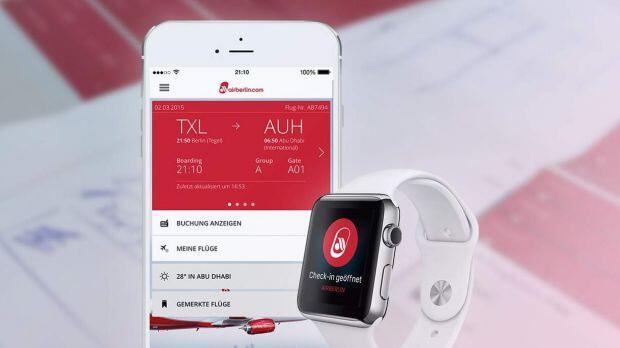 air berlin iphone apple watch