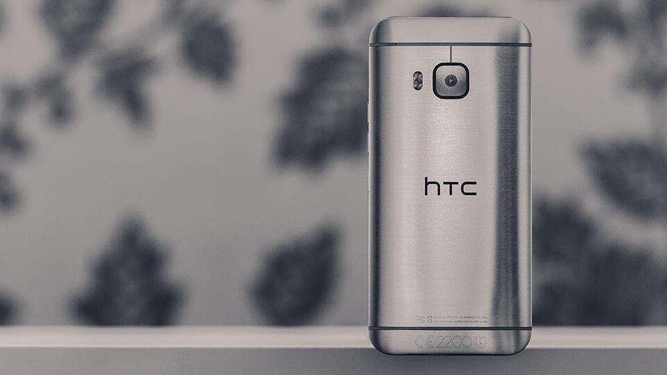 HTC-One-M9-Rückseite
