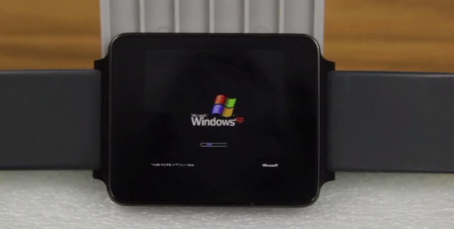 LG Watch Windows XP