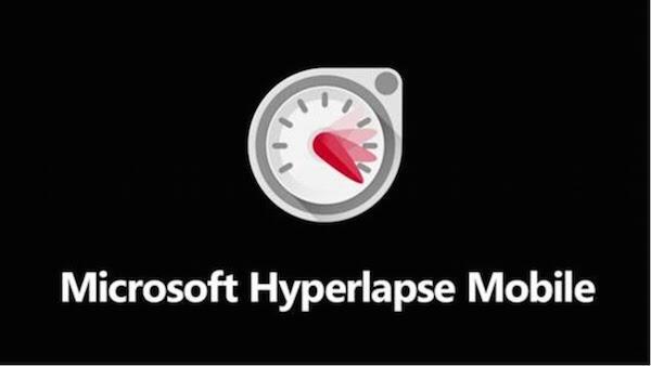 Microsoft Hyperlapse Mobile