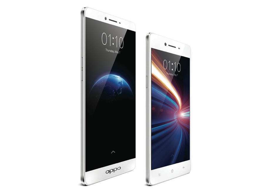 Oppo R7 Plus Front