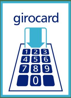 Girocard-zeichen