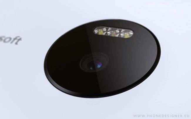 Lumia Kamera Teaser Konzept