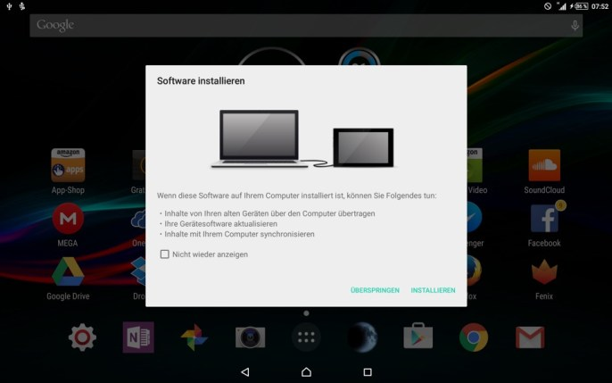 Sony Xperia Z4 Tablet LTE Screen_13