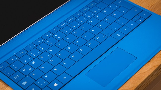 Surface-3-Tastatur