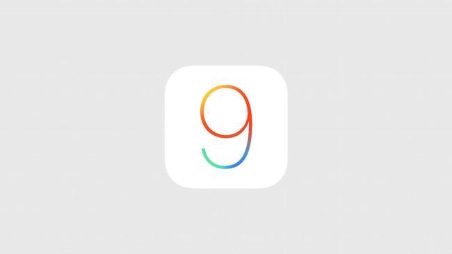 iOS 9 Header