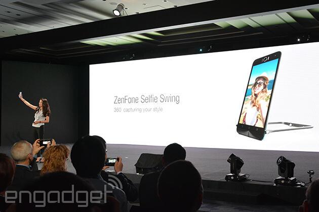zenfone selfie swing