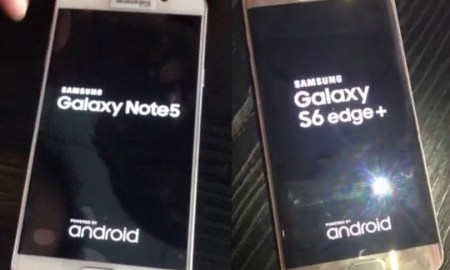 Note 5 S6 Edge+ Bilder