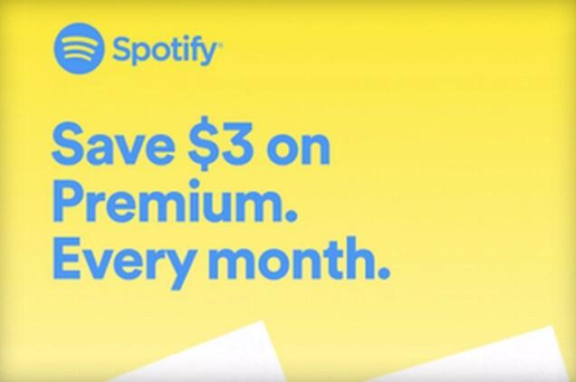 Spotify Premium Mail