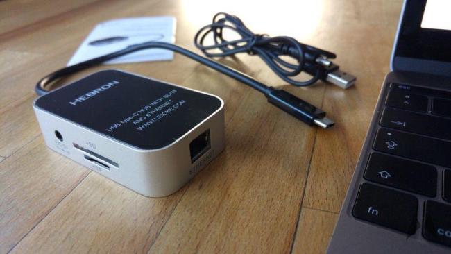 USB-C-Multiport-Hub für das Macbook 2015 20150725_072100