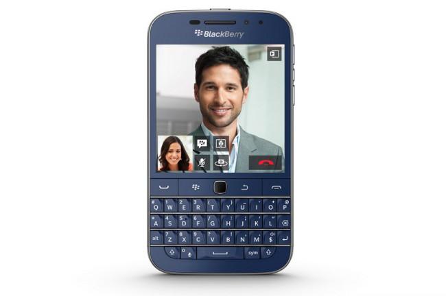 blackberry classic cobalt blue