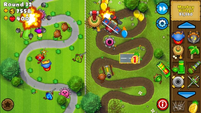 Bloons Tower Defense 5 Kostenlos