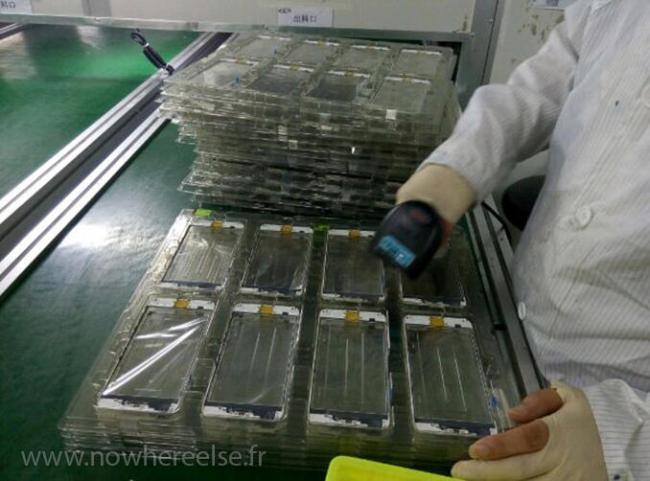 iPhone 6s Front Leak Produktion