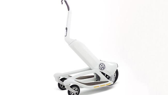 VW E-Roller