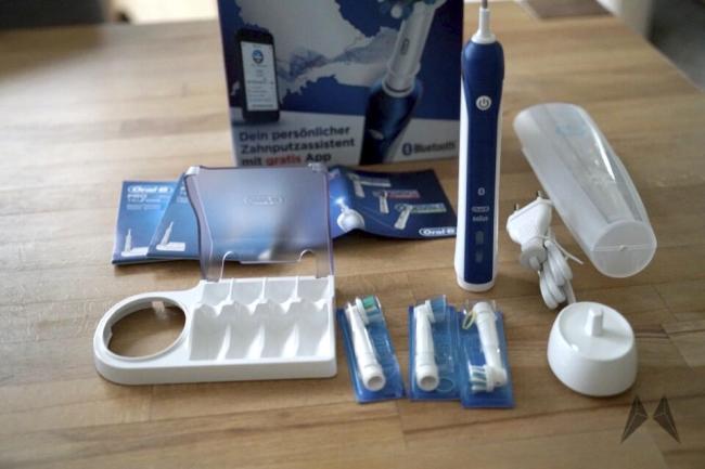 Braun Oral-B Pro 5000 Bundesbürste _DSC0473