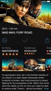 Movie Details - extra info