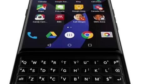 blackberry android leak venice