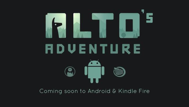Alto's Adventure Android Header