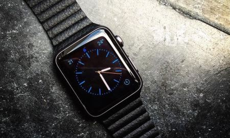 Apple Watch Sport Header