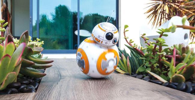 BB8 Star Wars Header
