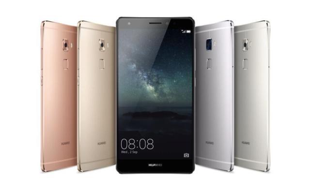 Huawei Mate S_Colors
