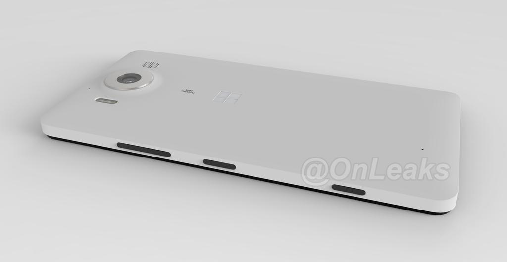 Lumia 950 CAD