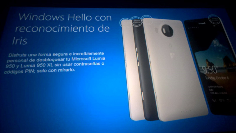 Lumia 950 XL Slides3