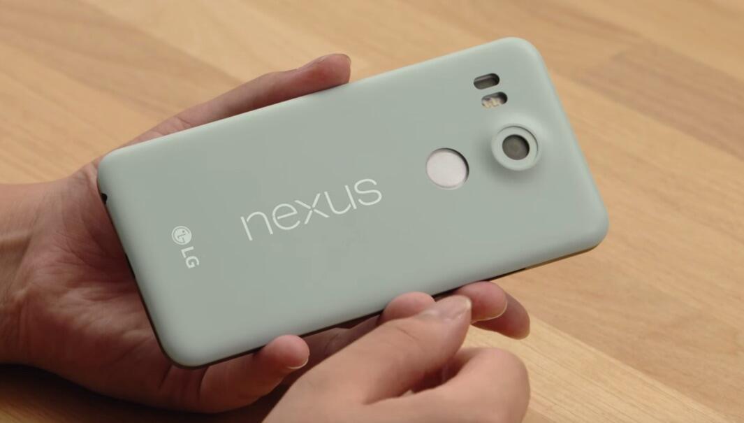 Nexus 5X Prototyp Video